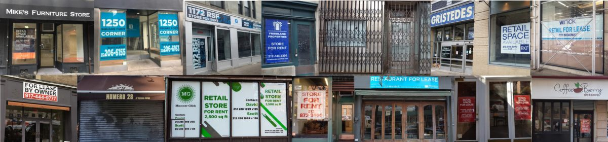 Upper West Side – Save Our Stores